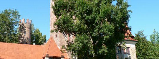 Monachium zamek - GLS Munich Castle