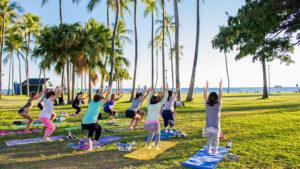 Hawaje – Honolulu – szkoła IIE