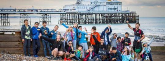 Eastbourne - Wybrzeże - pobyt rodzinny
