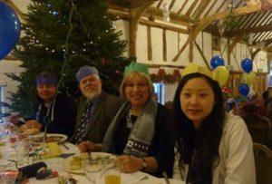 Anglia – Święta i Nowy Rok z nauką w domu nauczyciela