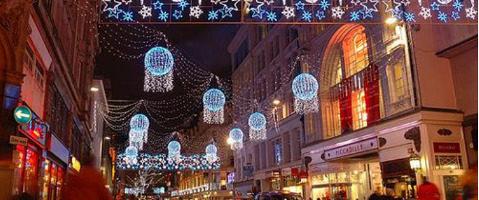 Anglia - Święta i Nowy Rok z nauką w domu nauczyciela
