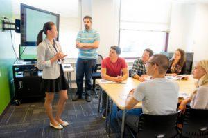 Chicago – kursy językowe Stafford House