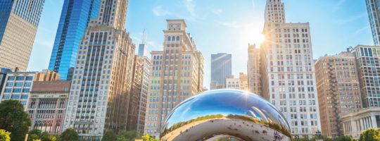 Chicago - kursy językowe Stafford House