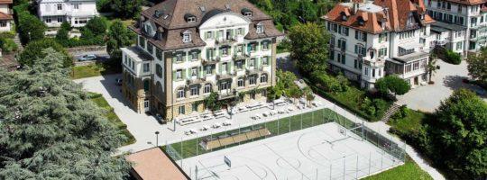 Szkoła w Szwajcarii