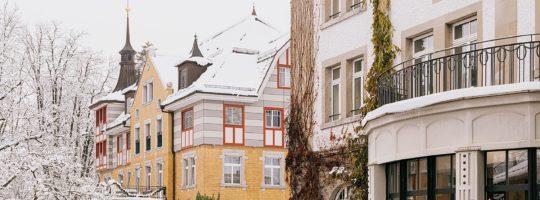 Szwajcaria - Sankt Gallen - Institut auf dem Rosenberg