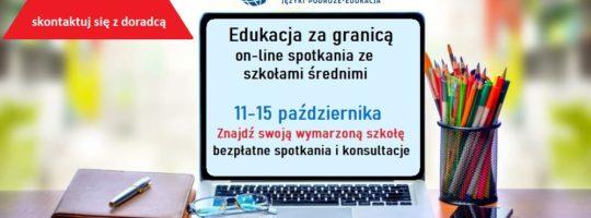 USA Bezpośrednie spotkania on-line ze szkołami z USA i UK